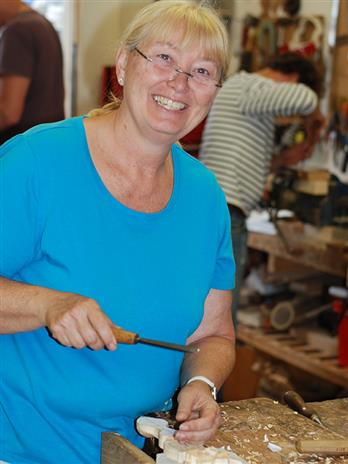 Wood Carving Courses - Wood carving classes - NORWICH NORFOLK